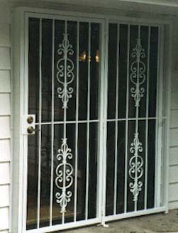 Patio Security Doors to pin on Pinterest